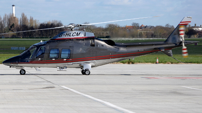 G-HLCM - Agusta-Westland AW-109SP - Private