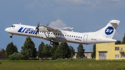VQ-BLI - ATR 72-212A(500) - UTair Aviation