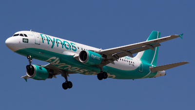 A picture of VPCQL - Airbus A320214 - Flynas - © Bora Polater