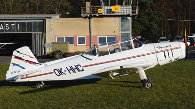 OK-HHC - Zlin Z-126 Trenér 2 - Private