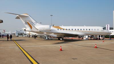 N796GL - Bombardier BD-700-1A10 Global 6000 - Bombardier Aerospace