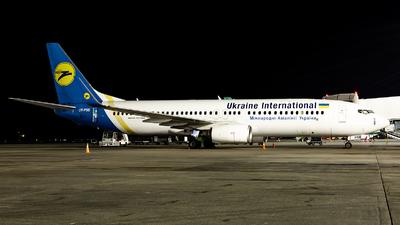 UR-PSE - Boeing 737-84R - Ukraine International Airlines