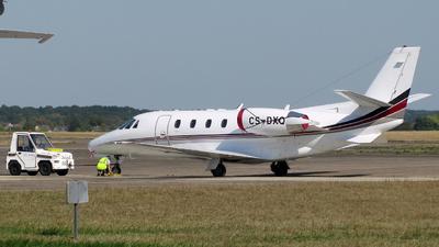 CS-DXQ - Cessna 560XL Citation XLS - NetJets Europe