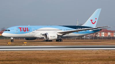 G-TUIE - Boeing 787-8 Dreamliner - TUI