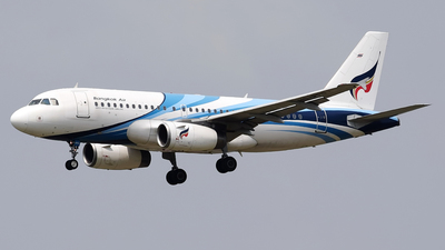 HS-PPG - Airbus A319-131 - Bangkok Airways