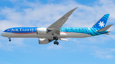 A picture of FOMUA - Boeing 7879 Deamliner - Air Tahiti Nui - © CJMAviation