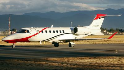 XA-MBT - Bombardier Learjet 75 - Private
