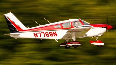 N7768N - Piper PA-28-180 Cherokee D - Private