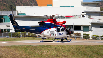 VH-ESB - Bell 412 - Australia - Queensland Government