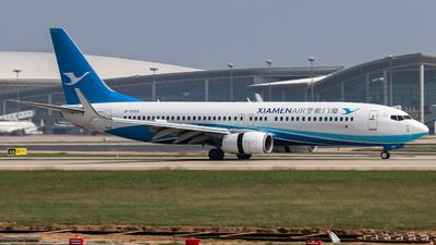B-5659 - Boeing 737-85C - Xiamen Airlines