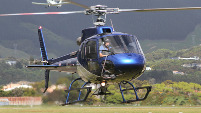 ZK-HCQ - Airbus Helicopters H125 - Private