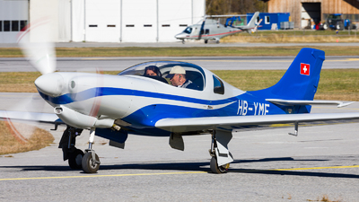 HB-YMF - Lancair 360 - Private