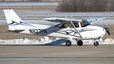 N827PA - Cessna 172S Skyhawk SP - Private