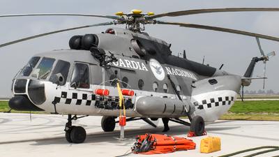 GN-204 - Mil Mi-17-1V Hip - Mexico - Guardia Nacional