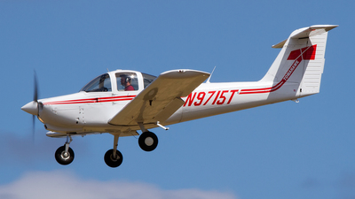 A picture of N9715T - Piper PA38 Tomahawk - [3878A0168] - © Geoff Landes