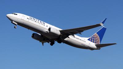 A picture of N76503 - Boeing 737824 - United Airlines - © Carlos Alberto Rubio Herrera