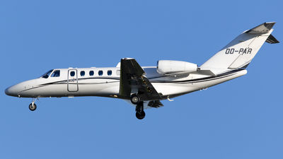 OO-PAR - Cessna 525 Citationjet CJ3 - Abelag Aviation