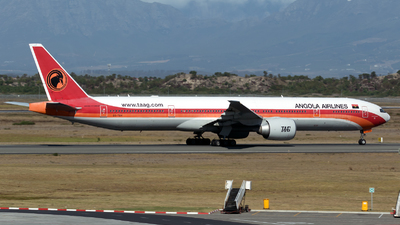 A picture of D2TEH - Boeing 7773M2(ER) - TAAG Angola Airlines - © William Vignes