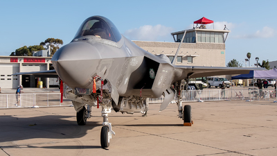 13-5075 - Lockheed Martin F-35A Lightning II - United States - US Air Force (USAF)