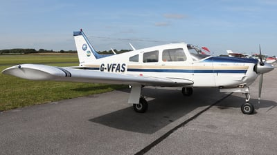 G-VFAS - Piper PA-28R-200 Cherokee Arrow II - Private