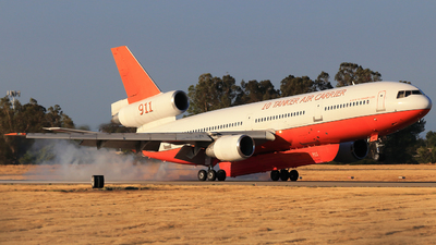 A picture of N17085 - McDonnell Douglas DC1030 - [47957] - © Hongming Zheng