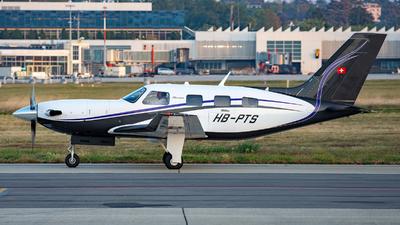 HB-PTS - Piper PA-46-500TP Malibu Meridian - Private