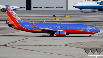 N8302F - Boeing 737-8H4 - Southwest Airlines