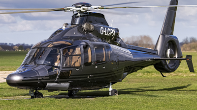 G-LCPX - Eurocopter EC 155 B1 - Charterstyle
