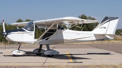 LV-FWL - Aeroitba Petrel 912i - Aeroclub Mendoza