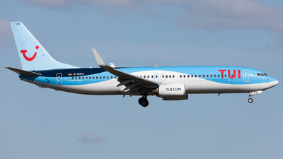 A picture of DAHFV - Boeing 7378K5 - TUI fly - © Sierra Aviation Photography