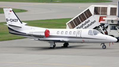 D-CHZF - Cessna 550B Citation Bravo - Stuttgarter Flugdienst (SFD)