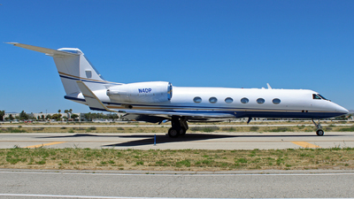 N4DP - Gulfstream G-IV - Private