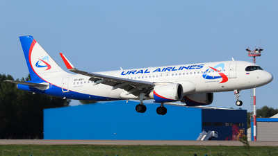 A picture of VPBRY - Airbus A320251N - Ural Airlines - © Vitaly Revyakin