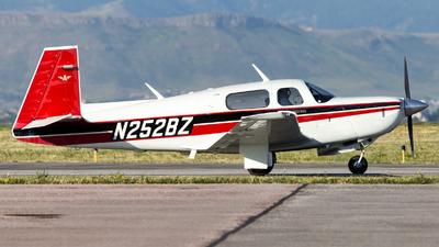 N252BZ - Mooney M20K 252 TSE - Private