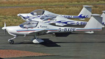 G-BXPE - Diamond DA-20-A1 Katana - Flight Academy Scotland
