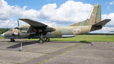 52-09 - Antonov An-26T - Germany - Air Force