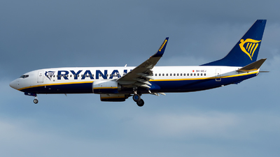 9H-QEJ - Boeing 737-8AS - Ryanair (Malta Air)