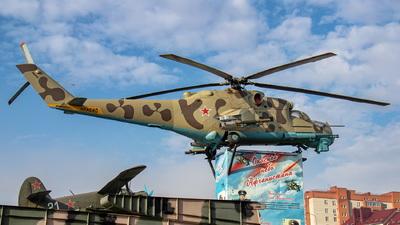 - Mil Mi-24P Hind F - Russia - Air Force