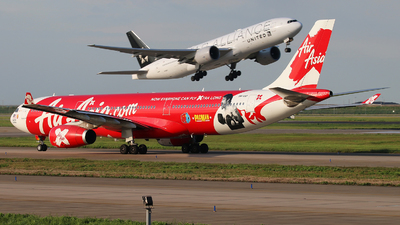 9M-XXP - Airbus A330-343 - AirAsia X