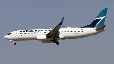C-FUSM - Boeing 737-8CT - WestJet Airlines