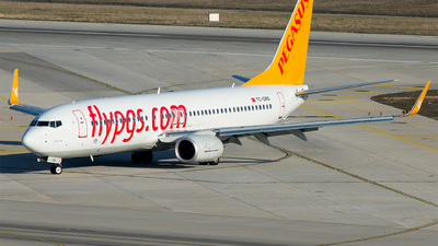 A picture of TCCRG - Boeing 73782R - Pegasus Airlines - © Alp DAYANIKLIOGLU