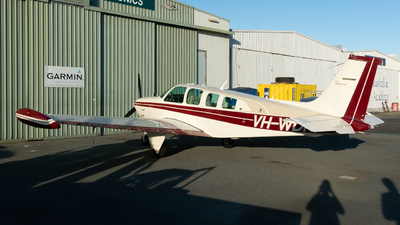 VH-WDN - Beech A36 Bonanza - Private