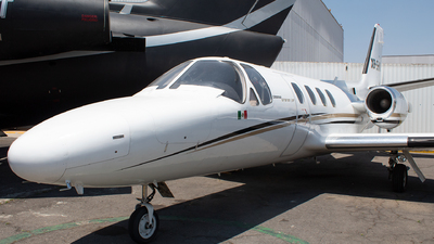 XB-SHA - Cessna 501 Citation SP - Private