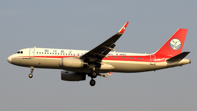B-1660 - Airbus A320-232 - Sichuan Airlines