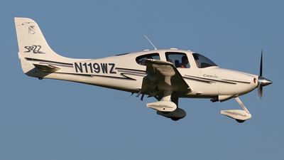 A picture of N119WZ - Cirrus SR22 - [0414] - © Sam Thomas