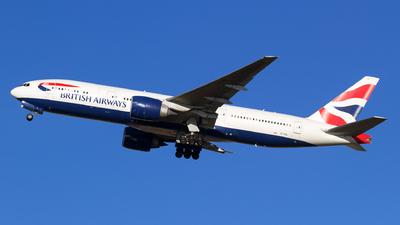 G-VIIL - Boeing 777-236(ER) - British Airways