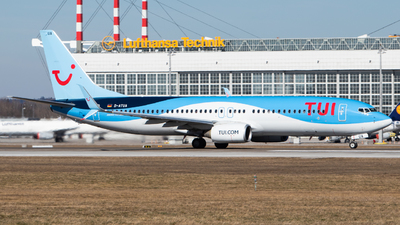 A picture of DATUA - Boeing 7378K5 - TUI fly - © Tim Donell