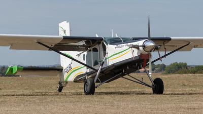A picture of FGJBC - Pilatus PC6/B2H2 TurboPorter - [868] - © Eric Verplanken