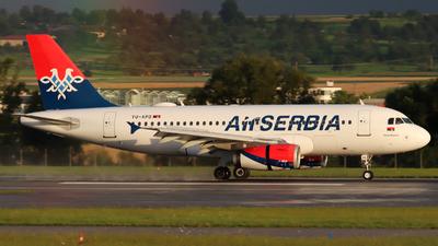 YU-APD - Airbus A319-132 - Air Serbia