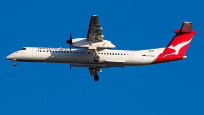 VH-QOU - Bombardier Dash 8-Q402 - QantasLink (Sunstate Airlines)